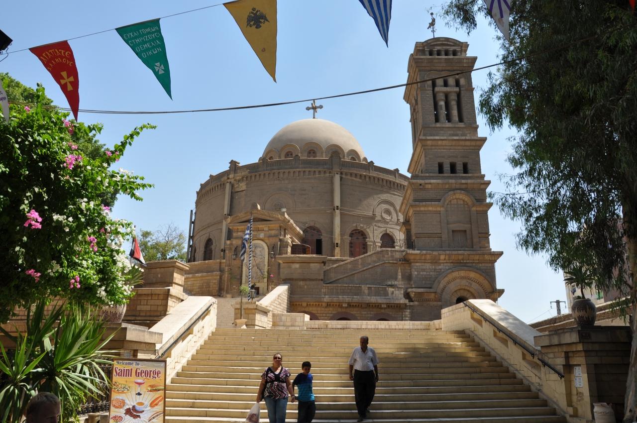 喜怒哀楽のエジプト旅行記(3)