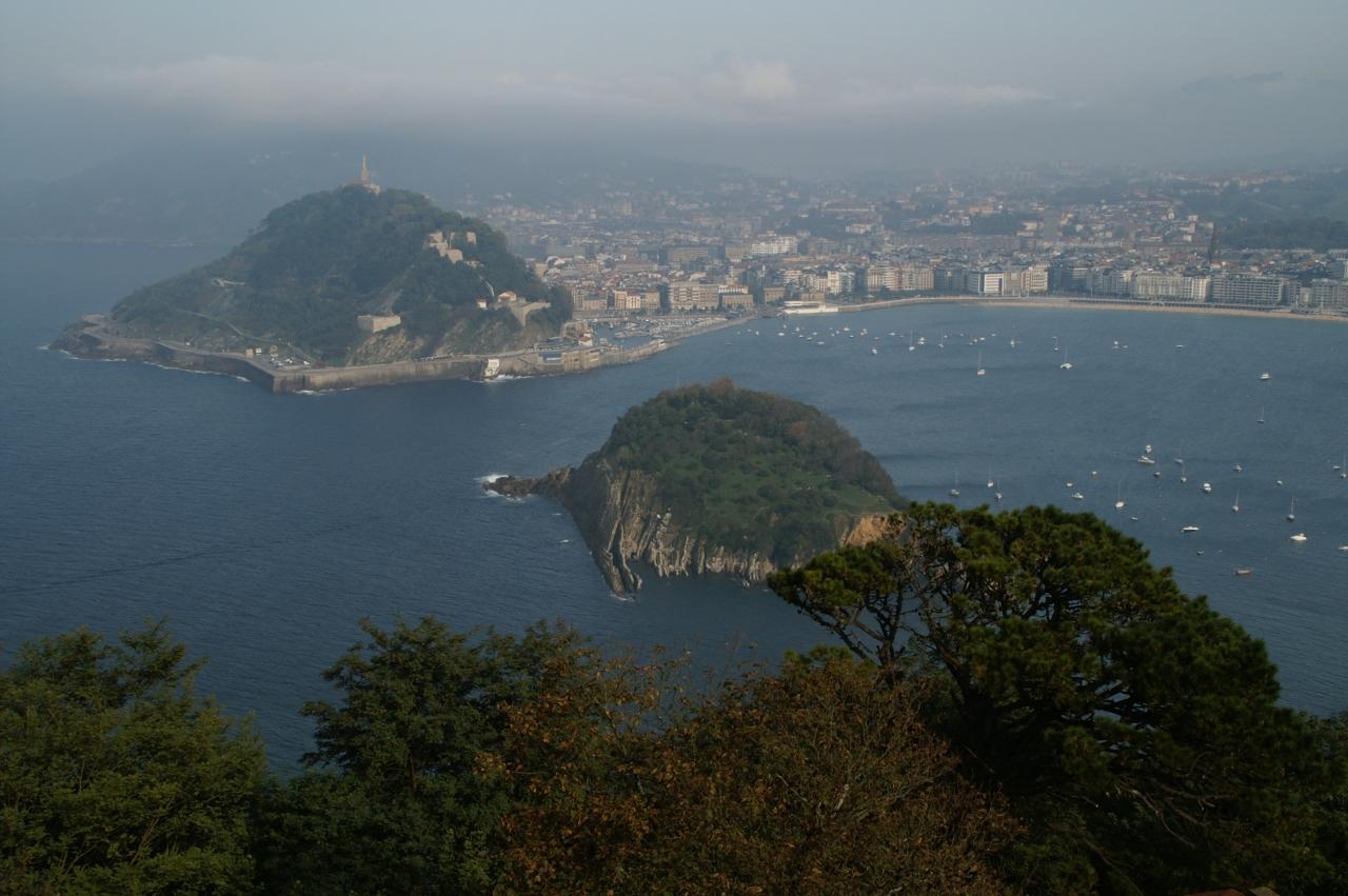 バスク地方の旅(サン・セバスチャン 編)