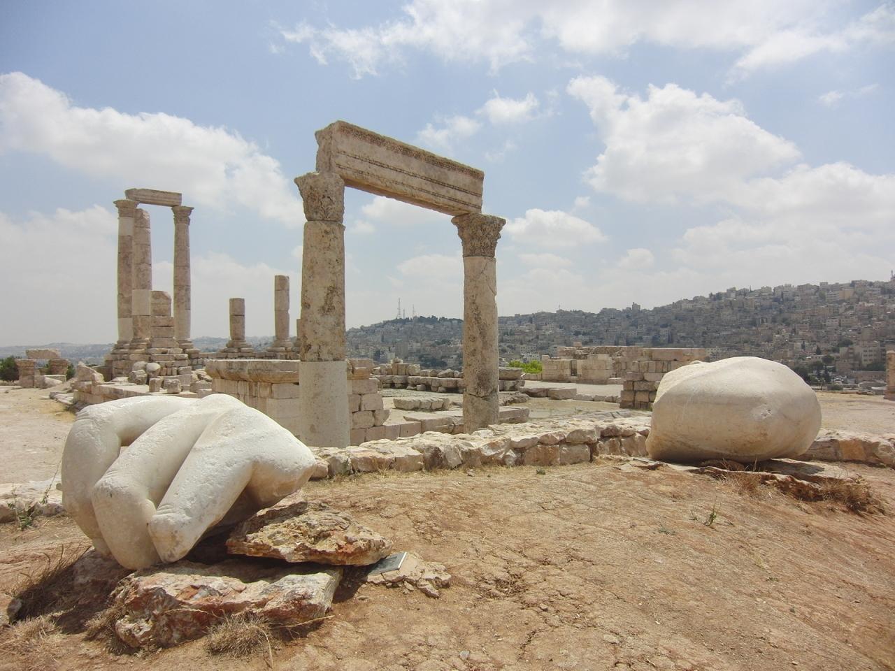 友人を訪ねて 贅沢なヨルダン・レバノン...