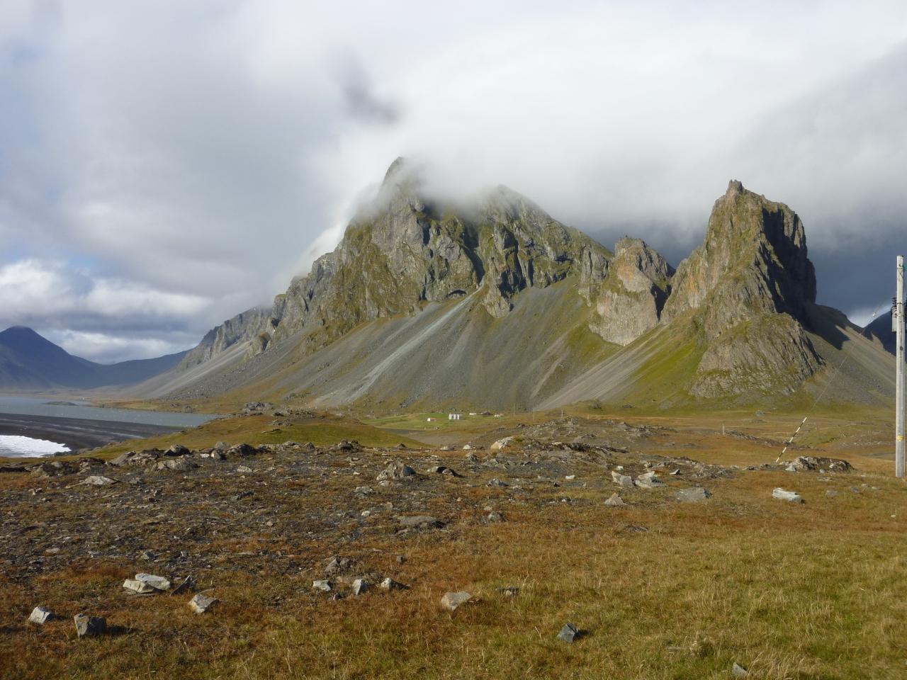 アイスランド1周の旅⑨・東部