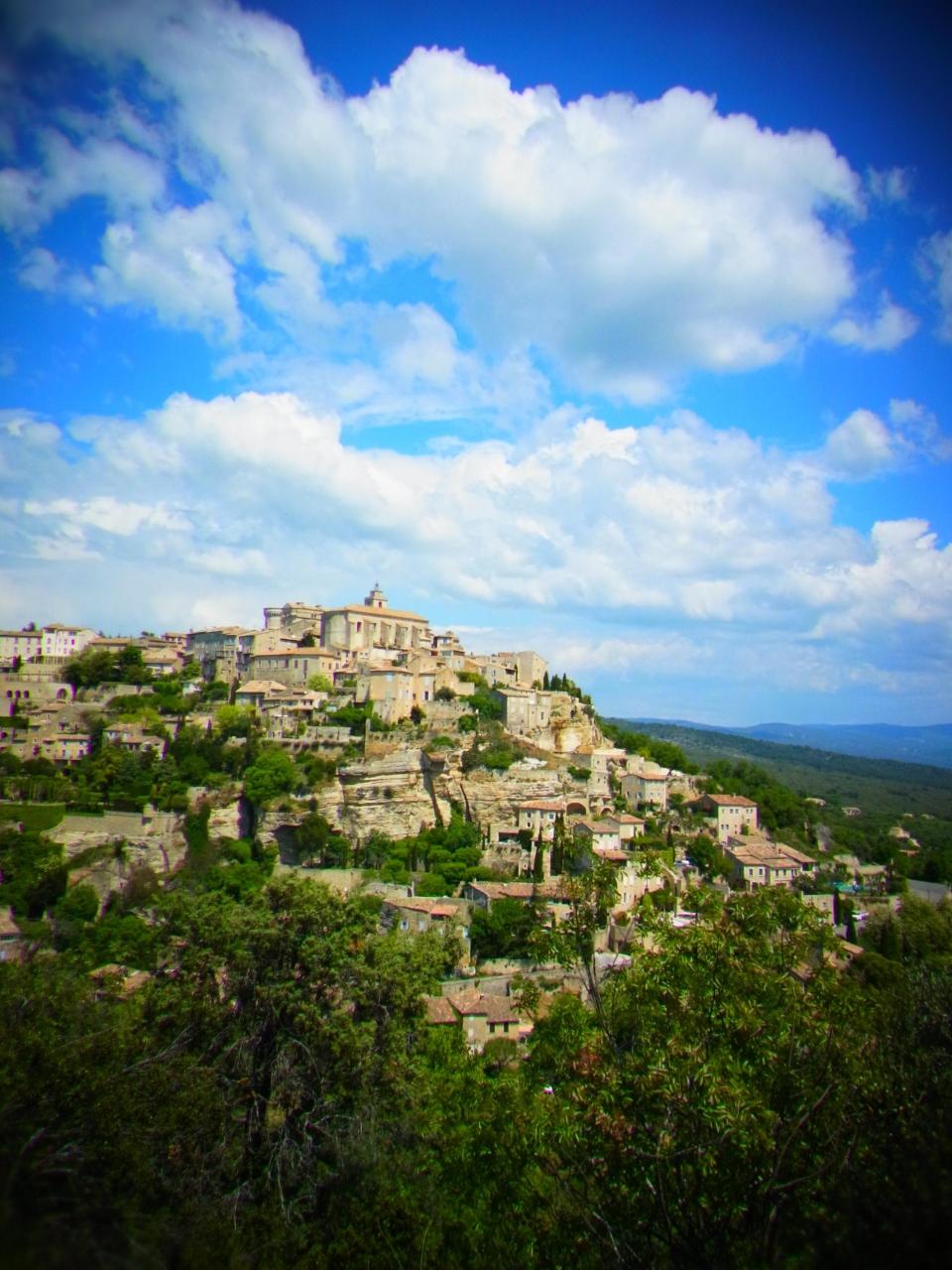 憧れのプロヴァンスへ一人旅☆【Avignon,Go...