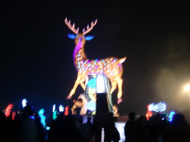 ランタン祭りIN鹿港