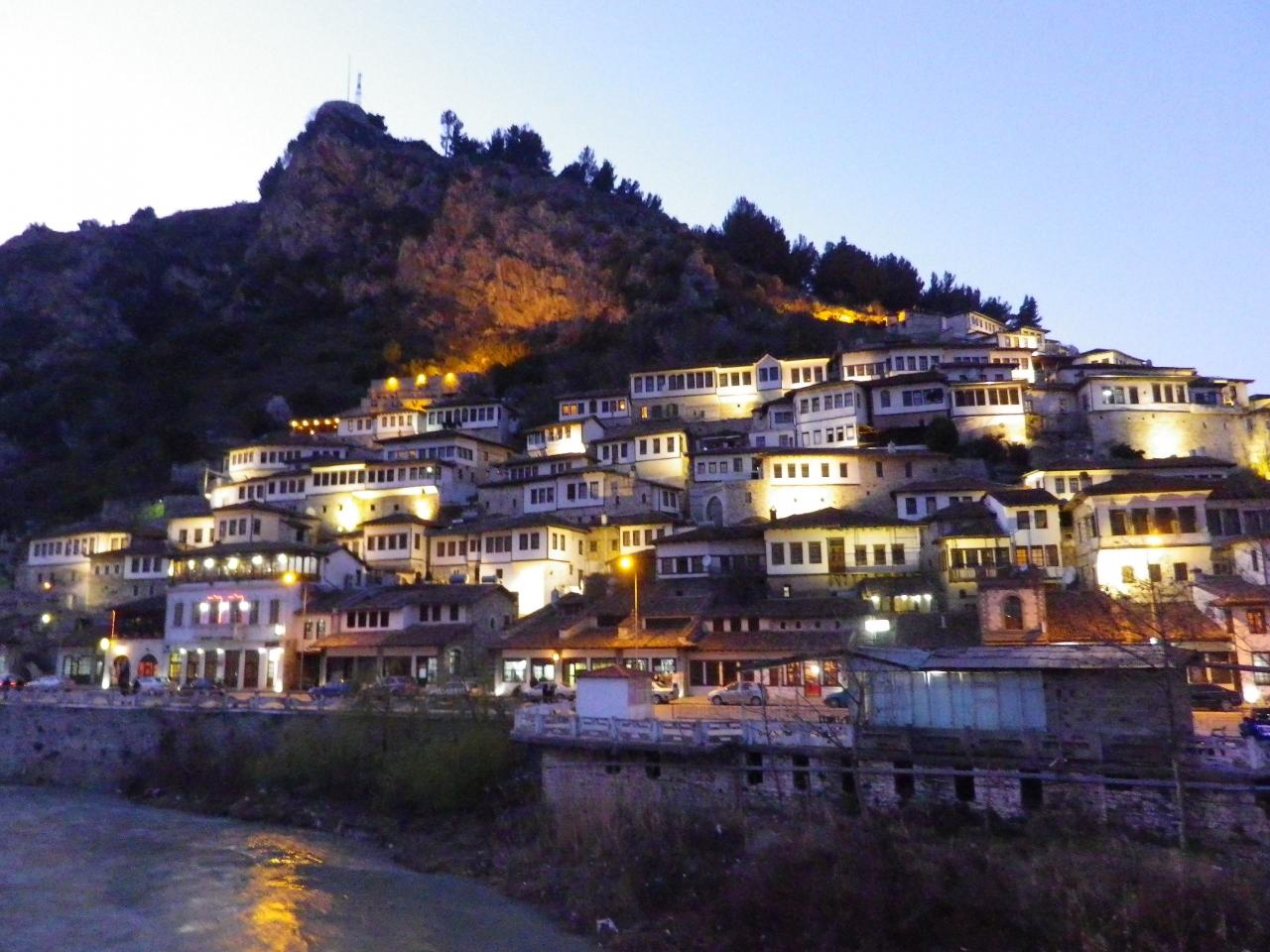 アルバニア 「行った所・見た所」 ベラ...