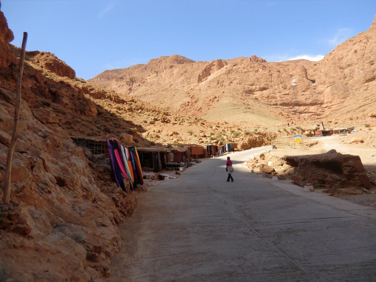 L-6:モロッコ・カスパ街道〜トドラ渓谷...
