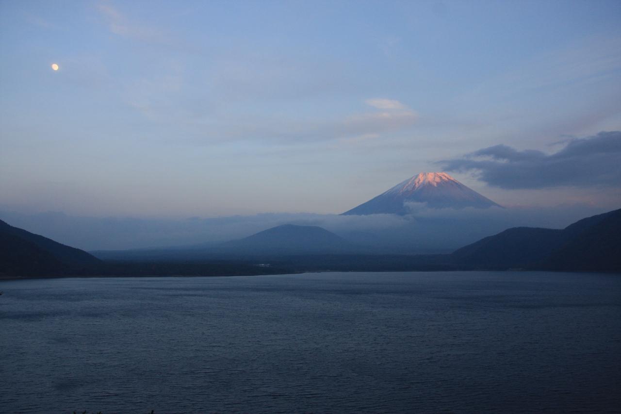 富士五湖を巡る −その1(富士五合目、河口湖、本栖湖、西湖)−