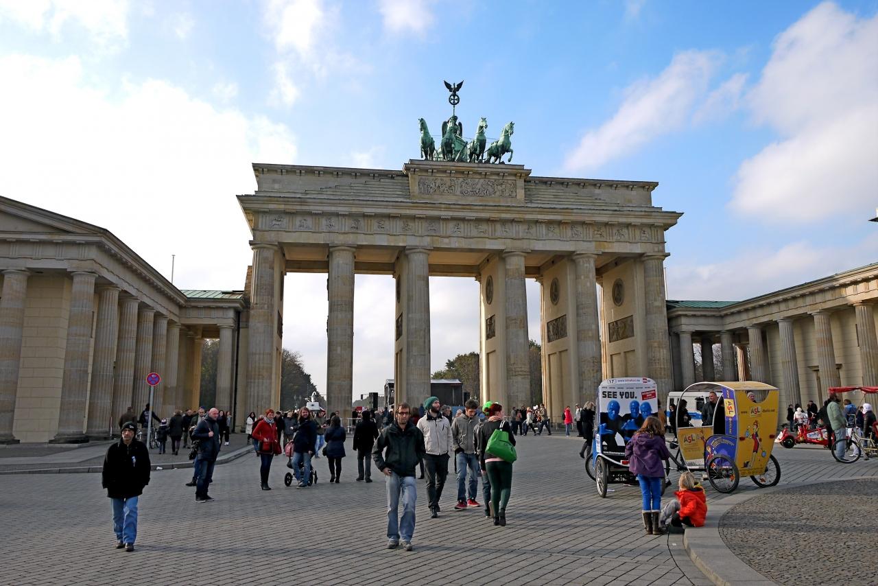 ベルリン出張旅行,ついでにセルビア5-ブ...