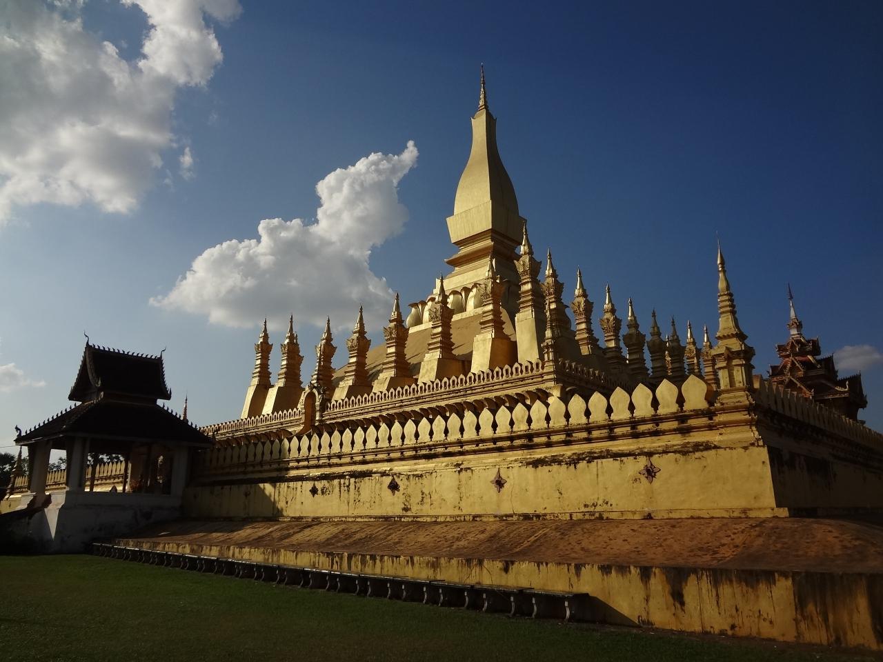 201212東南アジア最後の旅 ビエンチャン...
