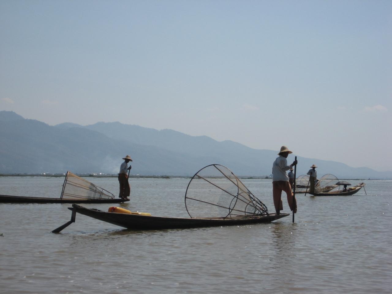 ミャンマー旅行-インレー湖-