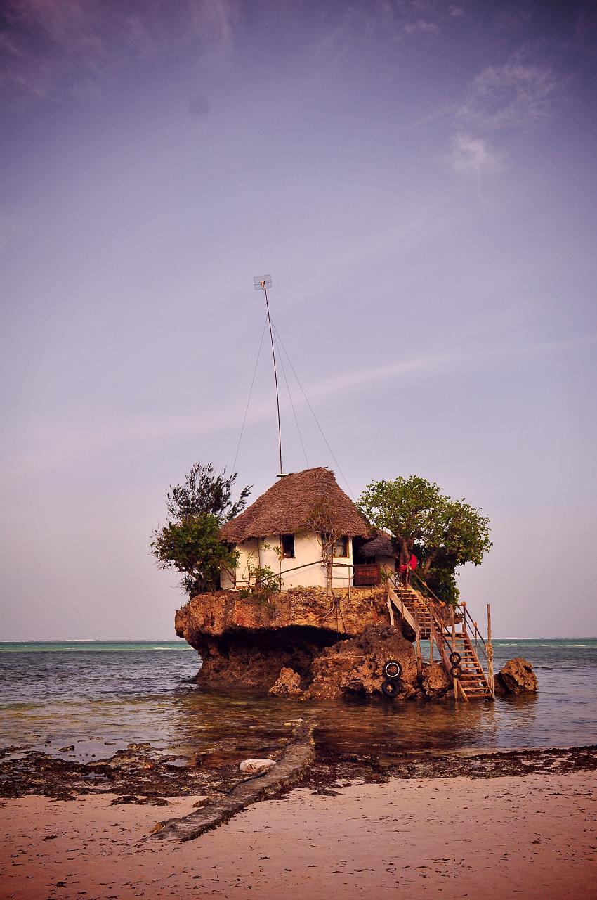 スルタンを魅了した楽園 〜ザンジバル島