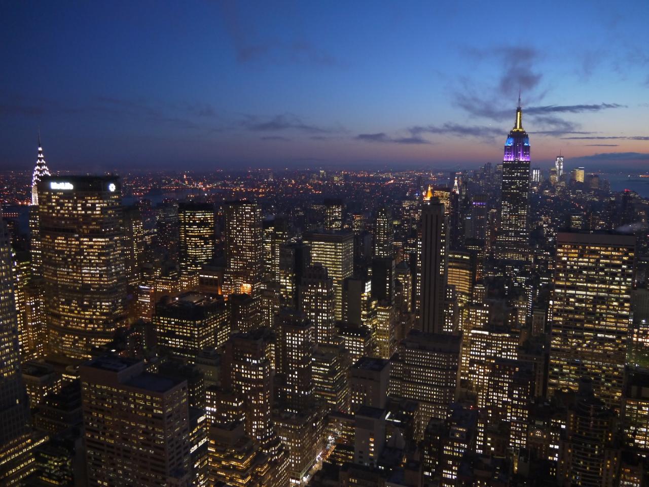 海外一人旅、見る、歩く ニューヨーク ...