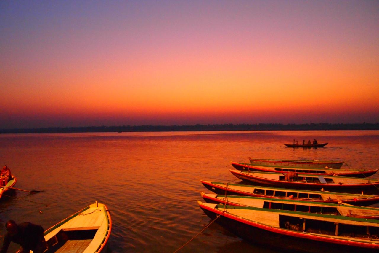 2013/India & Thailand;2 ��Varanasi��