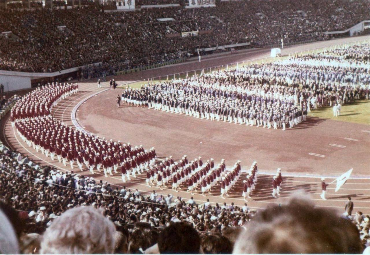 祝 東京オリンピック2020 懐かしの東京オリンピック1964