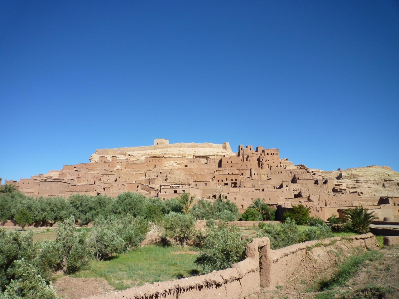 サハラ砂漠とカスバ街道 (モロッコ旅行...