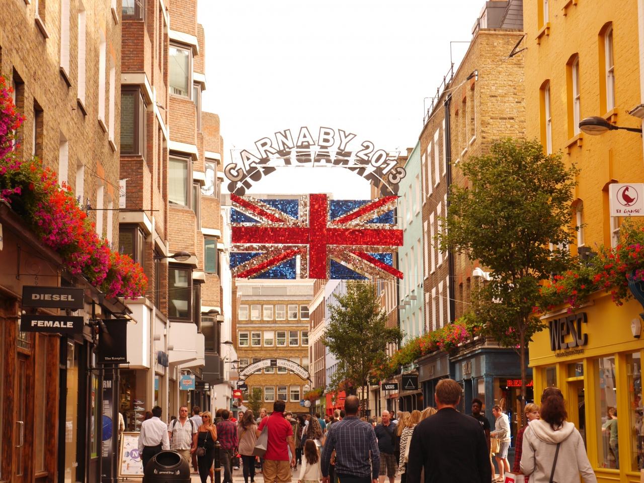 2013 初秋 ロンドン 6日間
