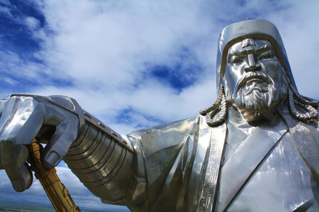 モンゴルの風(4) 大草原のチンギス・...