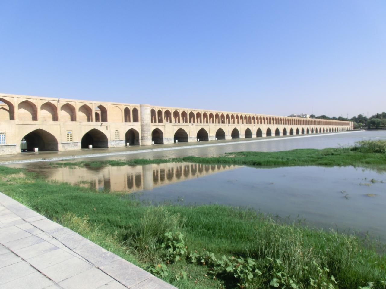 イランの旅再び(イスファハン観光)