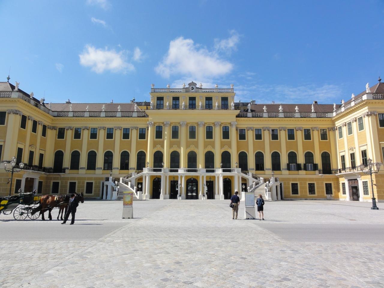 シェーンブルン宮殿の画像 p1_2
