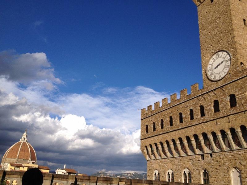 「イタリア弾丸個人旅行�」フィレンツェ編1