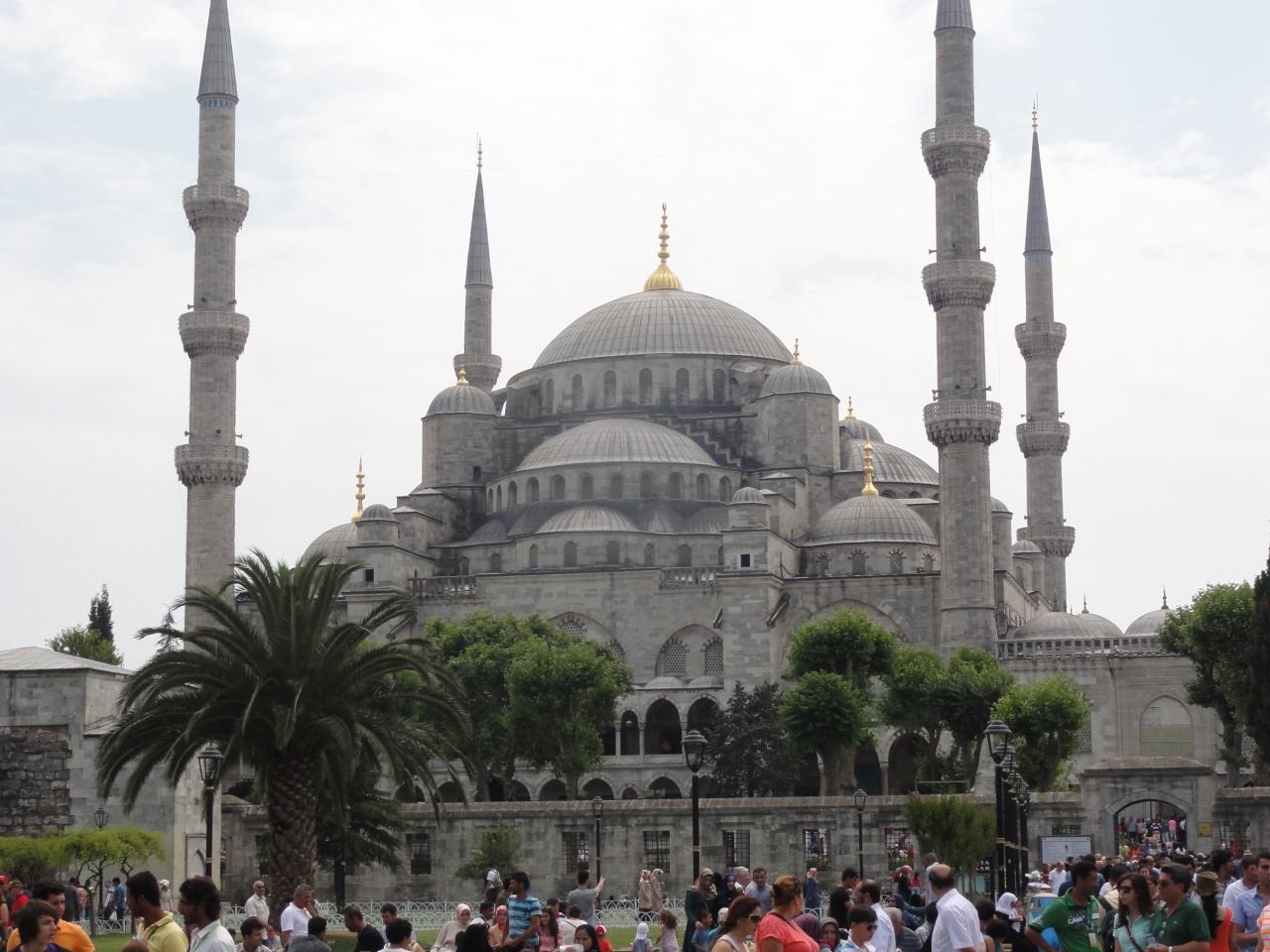 スルタンアフメト・モスクの画像 p1_3