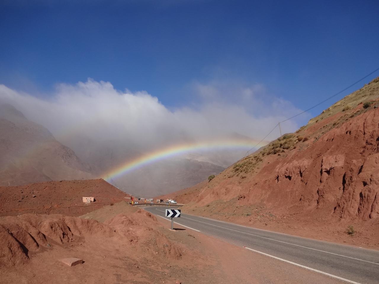 年末年始モロッコ〜スペイン縦断の旅 3...