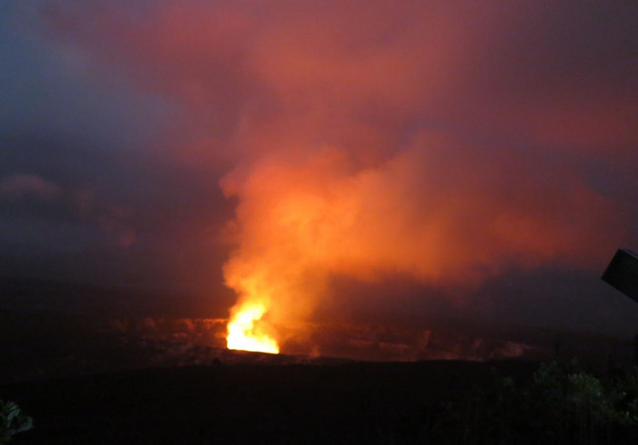 ハワイ火山国立公園の画像 p1_37