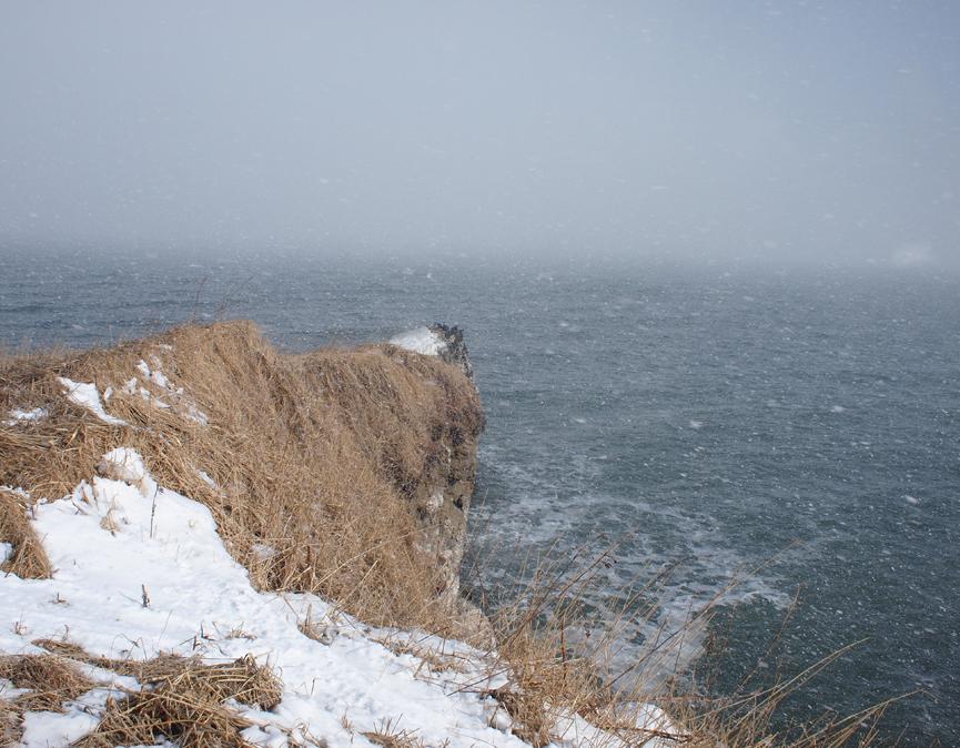 日本最東端・納沙布岬へ 北緯43°...