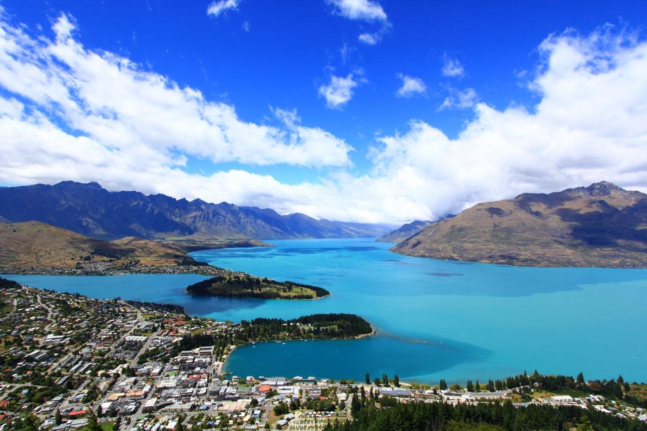 ニュージーランドへ(デカポ〜テアナウ〜...