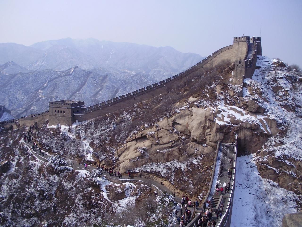 北京一人旅