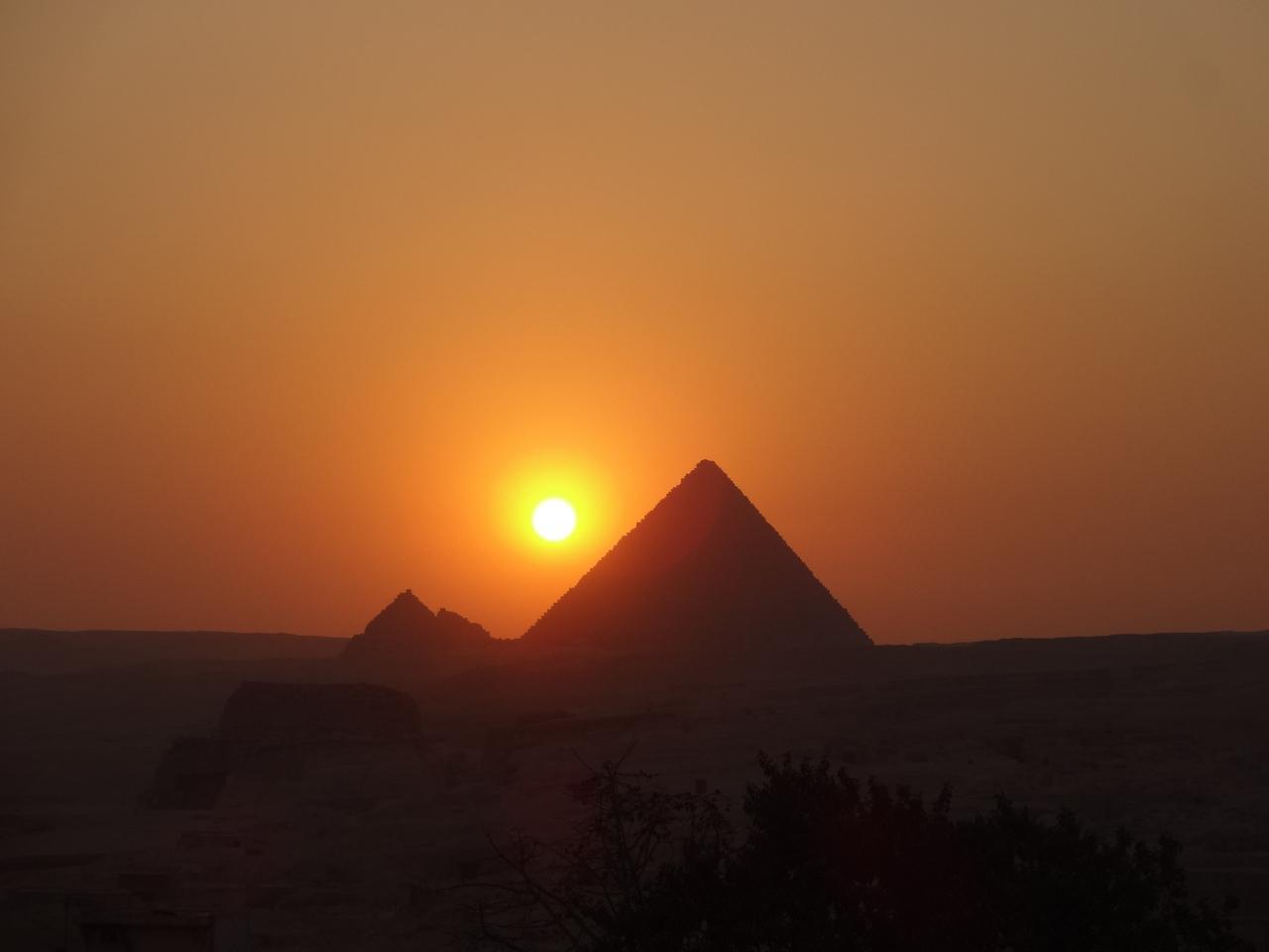 ギザ(エジプト)2014.2.20