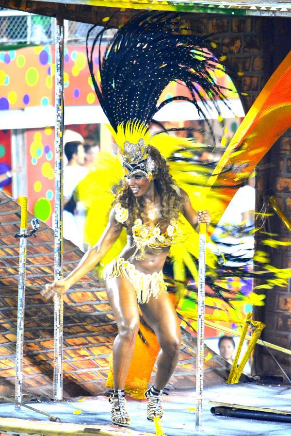 2014年ブラジル・リオのカーニバル(追...