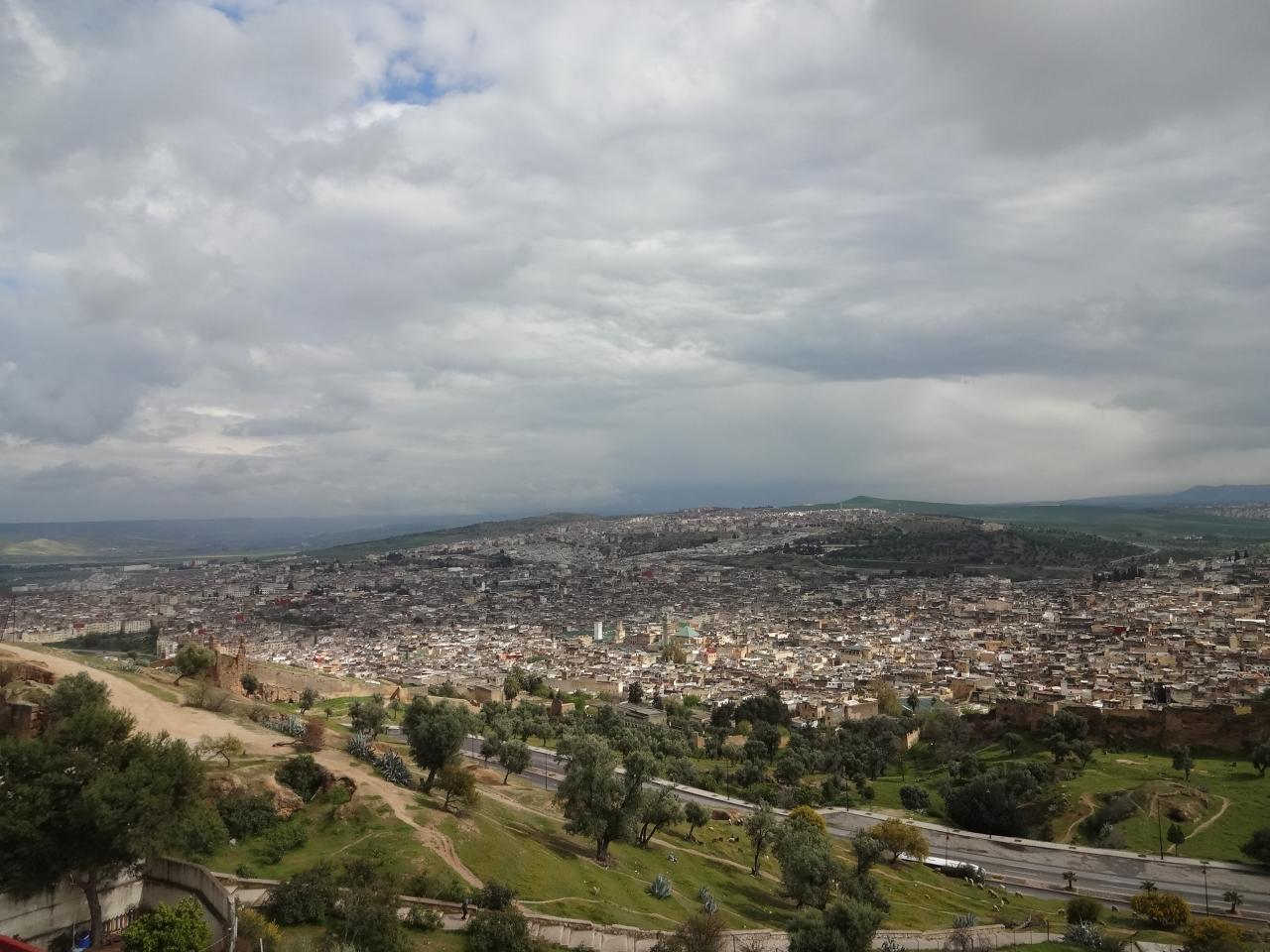フェス(モロッコ) 2014.3.29
