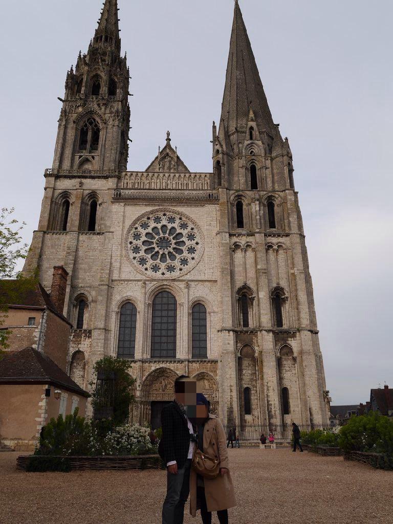 シャルトル大聖堂の画像 p1_30
