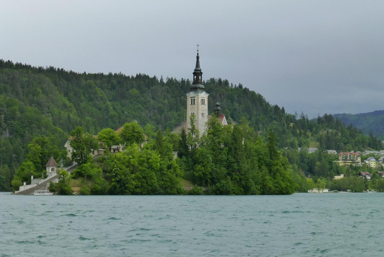 スロベニアとアドリア海の真珠 クロアチ...