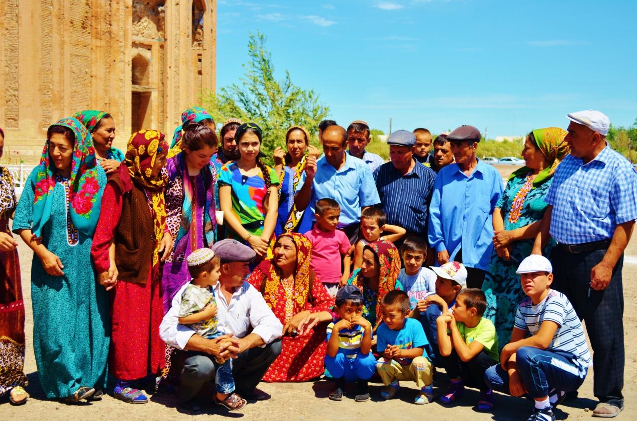 03.中央アジア+モンゴル、中国の一人旅 -...