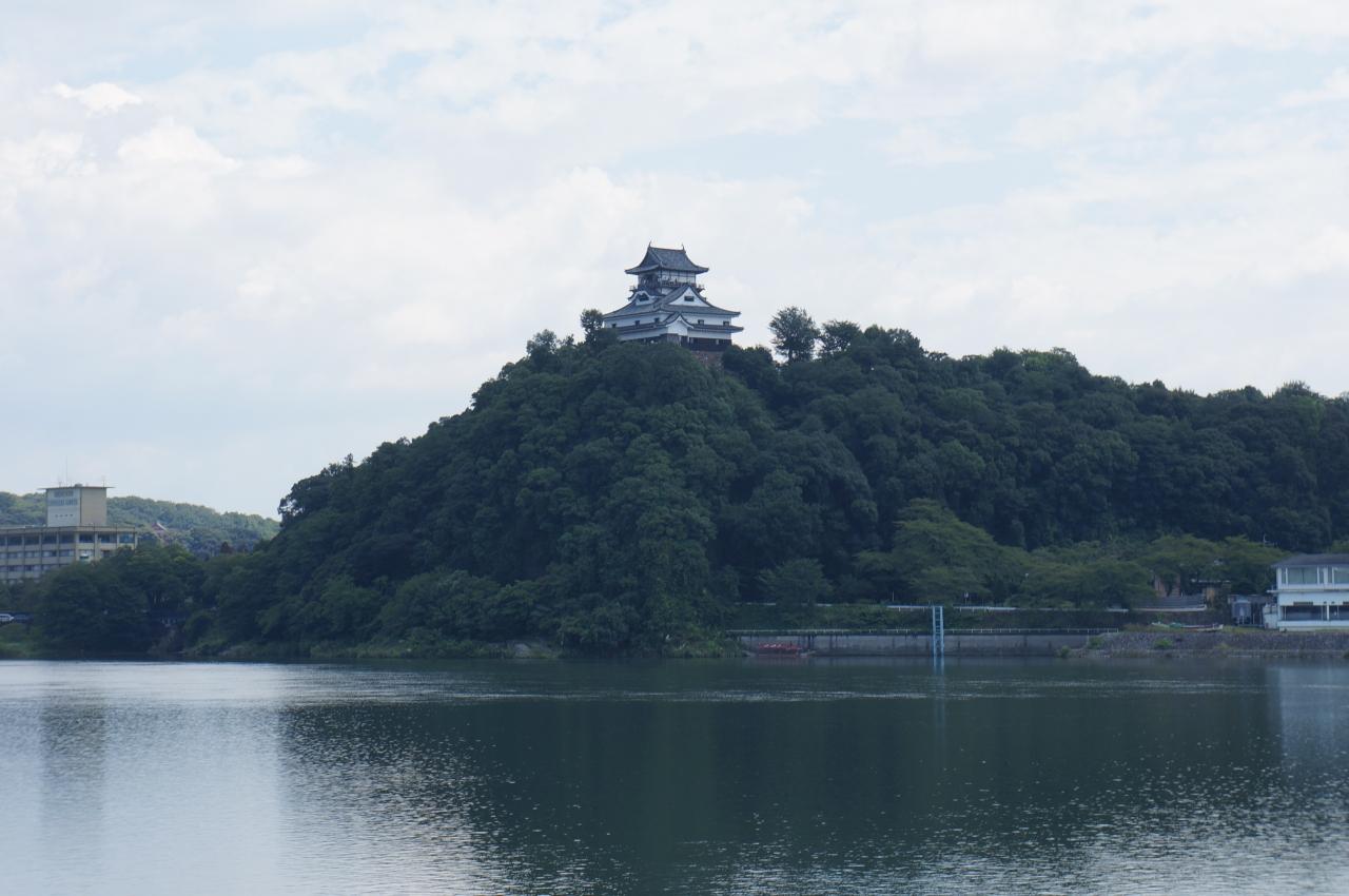 8月最後の土曜日、愛知県小牧・犬山方面へドライブしてきまし
