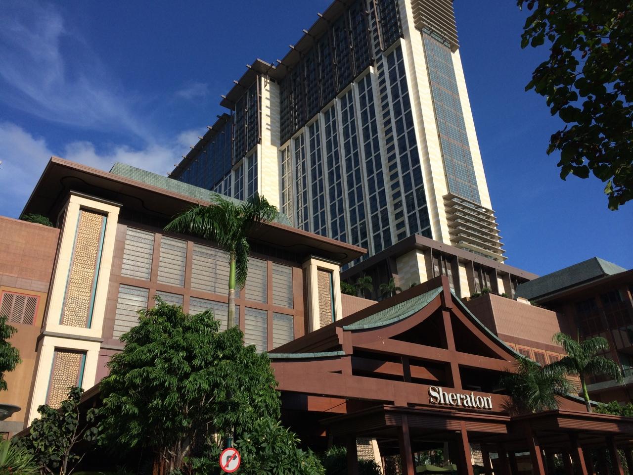 「シェラトン マカオホテル コタイセントラル」の画像検索結果