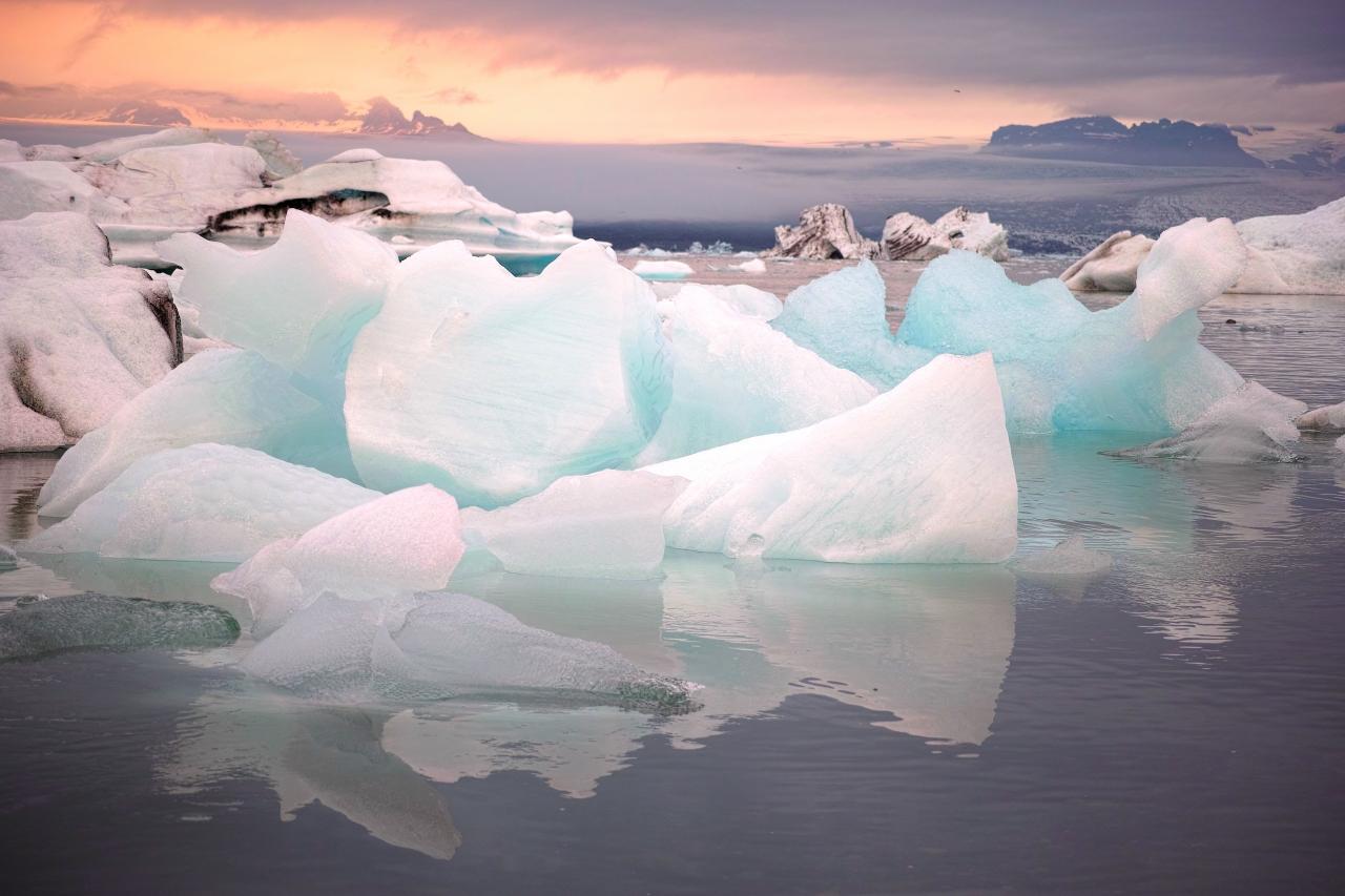 水と氷の世界に魅せられし南アイスランド