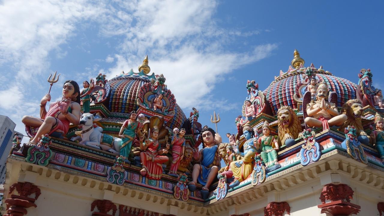 スリマリアマン寺院