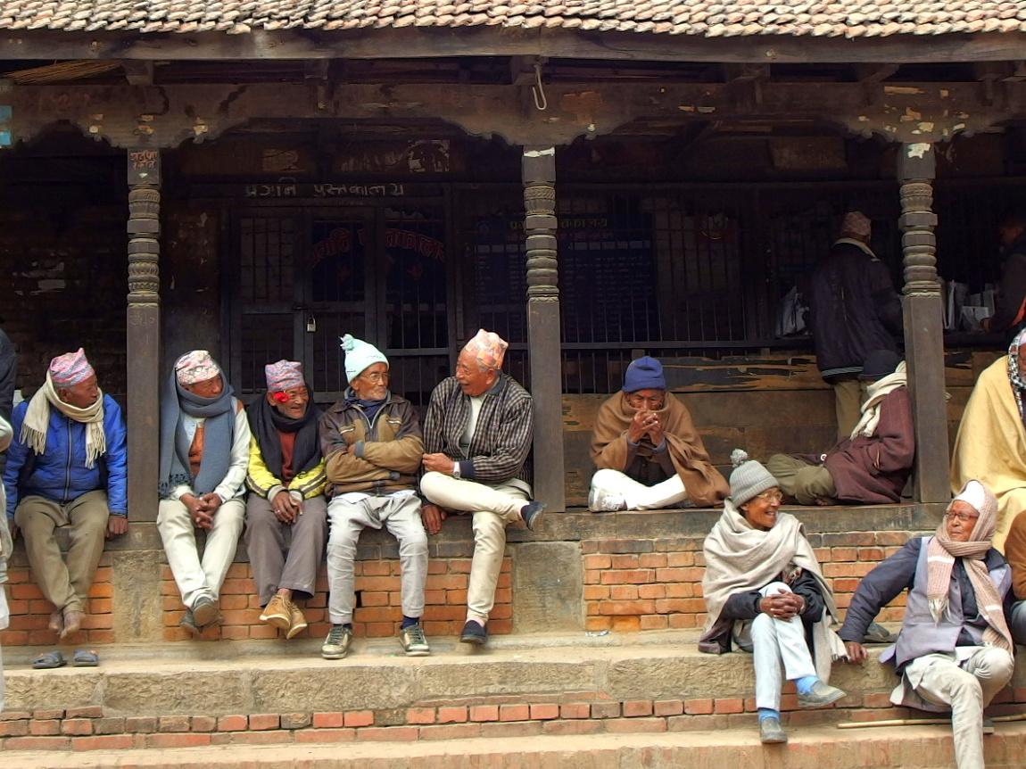 2015年ネパール♪世界遺産とハイキング三昧...