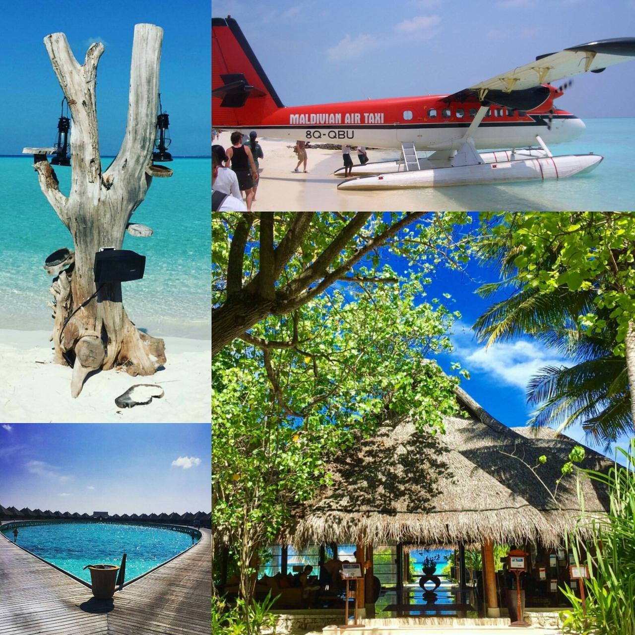 Romantic Holiday in Maldives  タージエ...