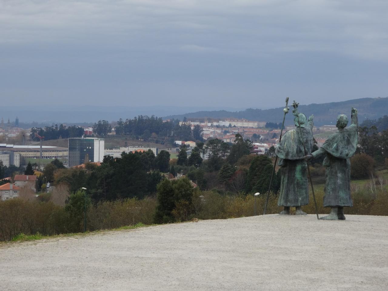 サンティアゴ・デ・コンポステーラの巡礼路の画像 p1_27