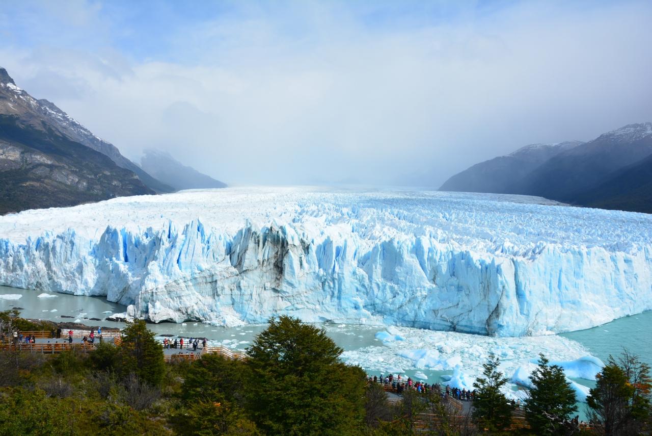 2週間南米旅【2】圧巻!ペリトモレノ氷河