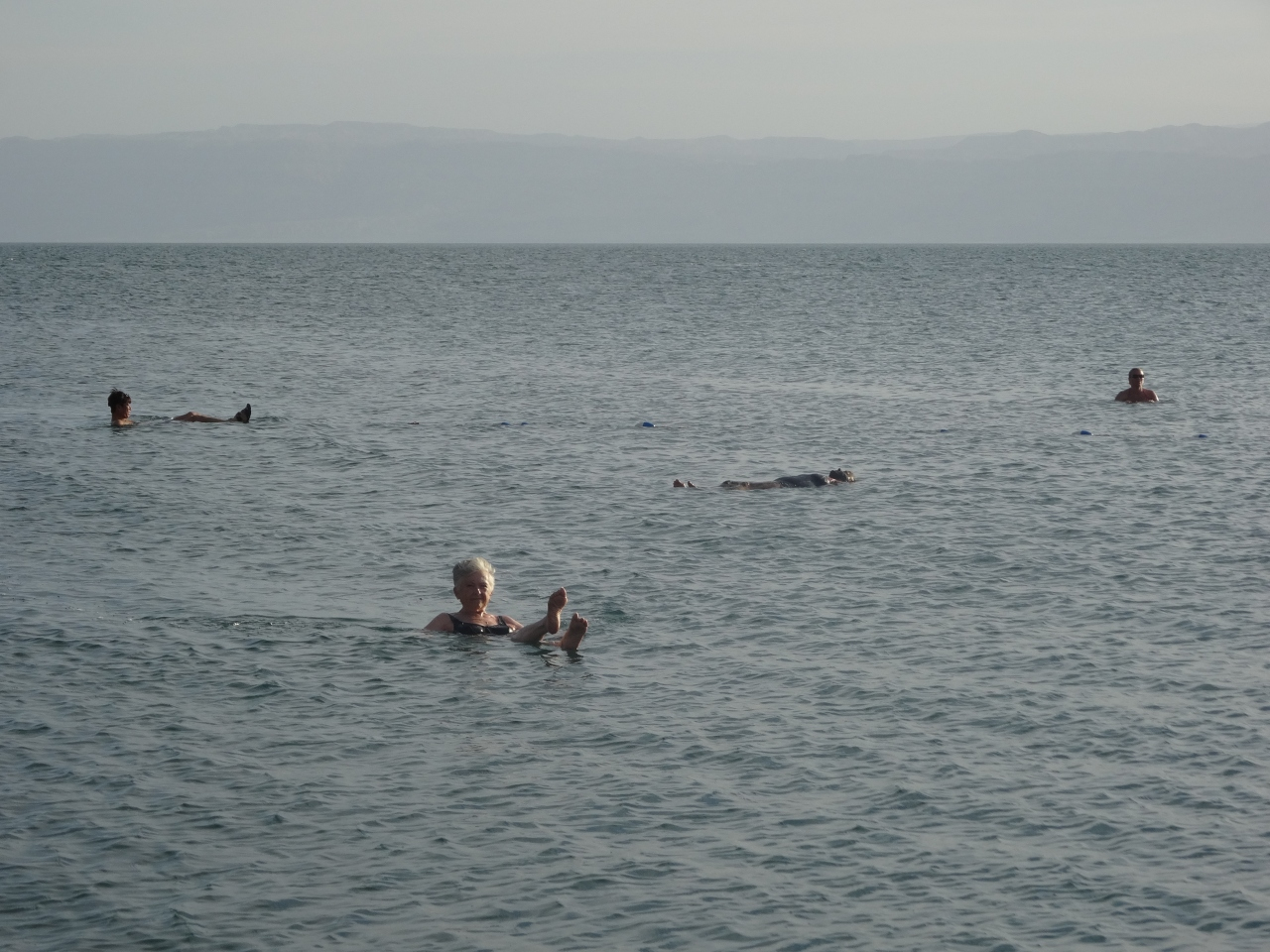 死海 (ヨルダン側)