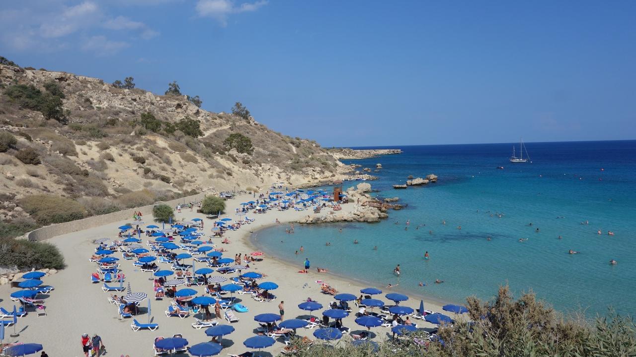 【2015.09】キプロスは1日で海・山両方楽...