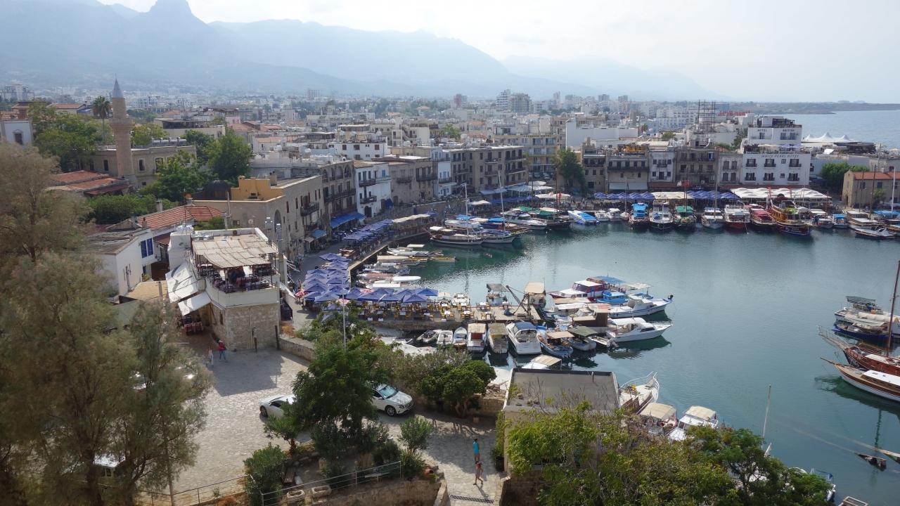 【2015.09】北キプロスも1日で海・山両方...