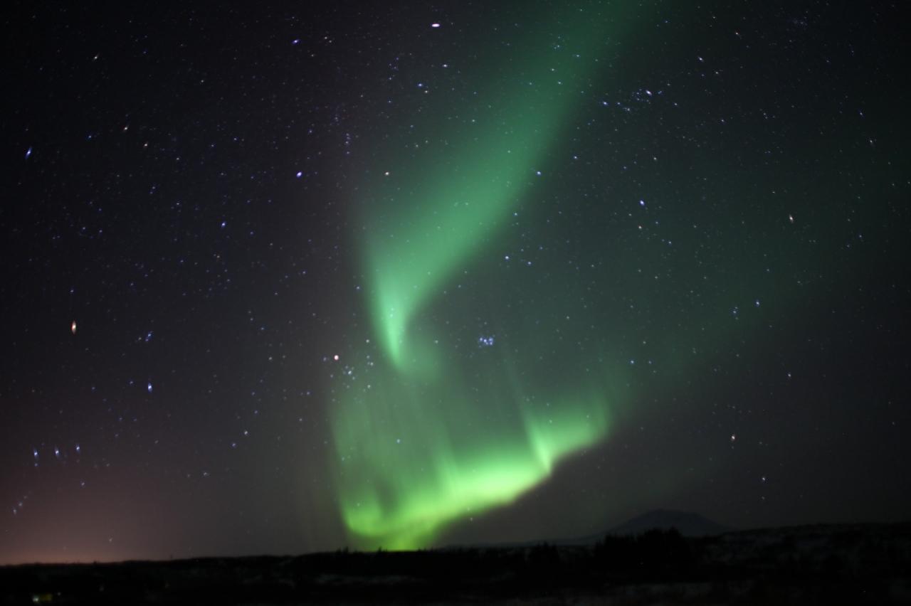 2016 アイスランド大自然満喫の旅 (Aurora)
