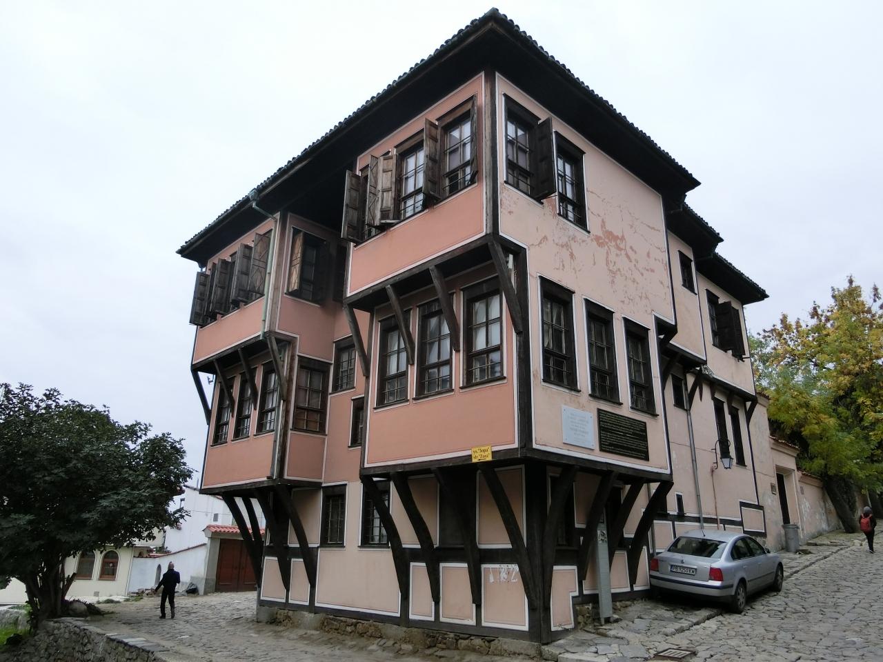 ラマルティーヌの家