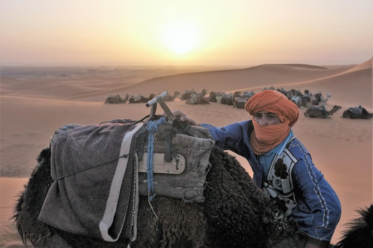 シニアのふれあい旅INモロッコ②