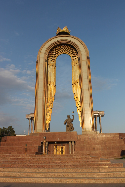 タジキスタンの旅