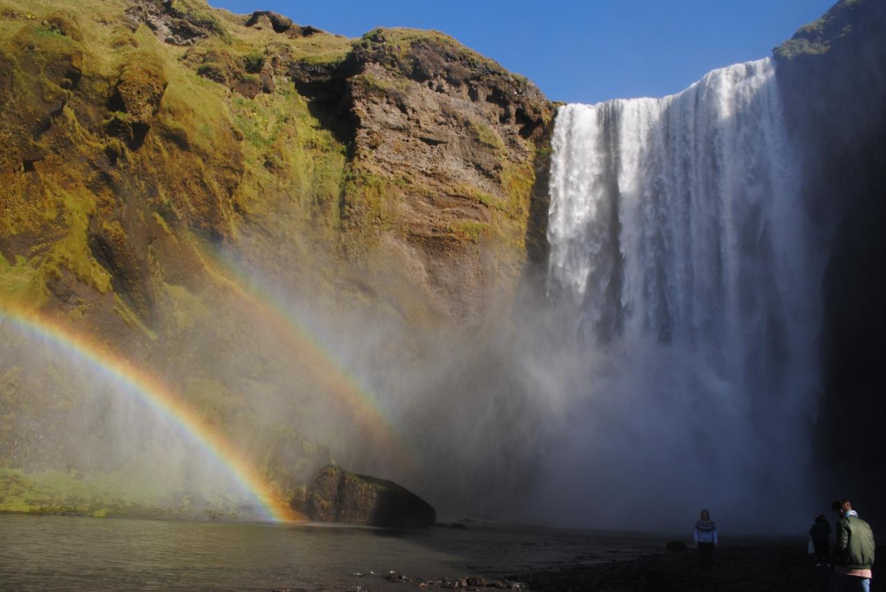 アイスランドの大自然を満喫!その5 スコ...